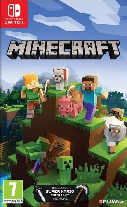 Minecraft Nintendo Switch Edition [NSW] (F)