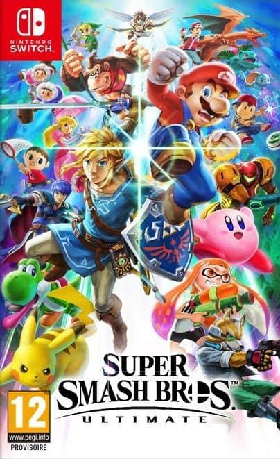 Super Smash Bros. Ultimate [NSW] (F)