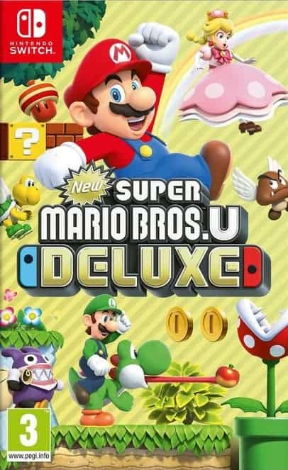 New Super Mario Bros. U Deluxe [NSW] (F)
