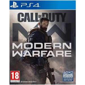 Call of Duty: Modern Warfare [PS4] (F)