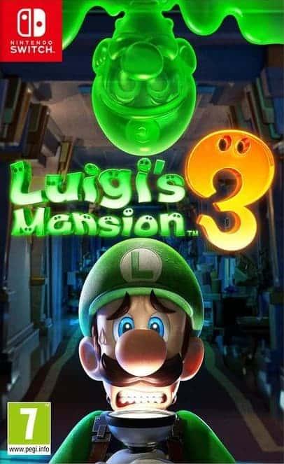 Luigi's Mansion 3 [NSW] (F)