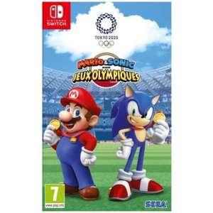 Mario & Sonic aux Jeux Olympiques de Tokyo 2020 [NSW] (F)