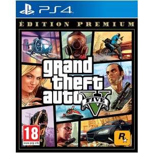 GTA V Premium Edition [PS4] (F)