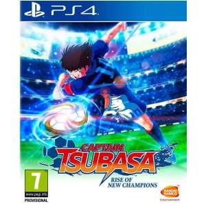 Captain Tsubasa: Rise Of New Champions [PS4] (D/F/I)
