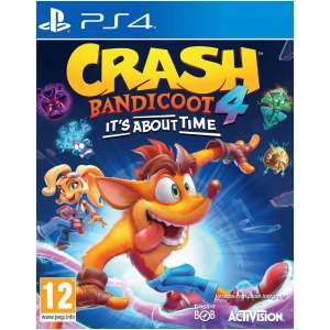 Crash Bandicoot 4 : It's About Time [PS4] (F)