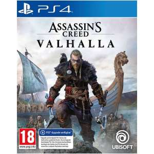 Assassin's Creed - Valhalla [PS4/Upgrade to PS5] (D/F/I)