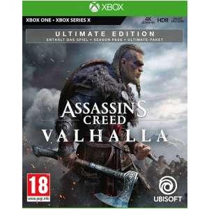 Assassin's Creed - Valhalla Ultimate Edition [XONE/XSX] (D/F/I)
