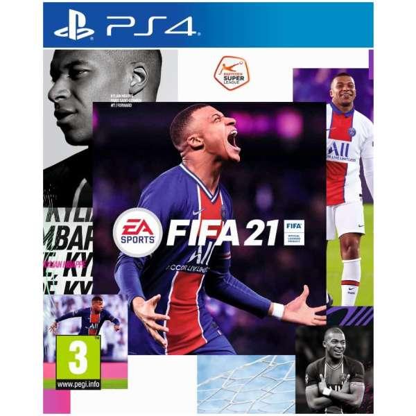 FIFA 21 [PS4/Upgrade to PS5] (D/F/I)