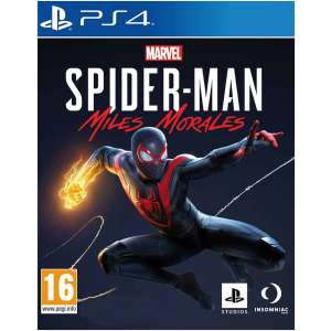 Marvel's Spider-Man: Miles Morales [PS4] (D/F/I)