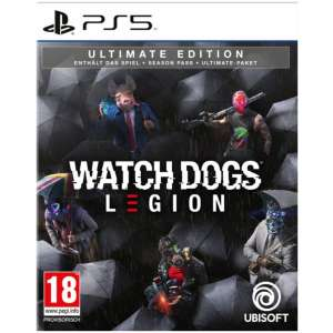 Watch Dogs Legion - Ultimate Edition [PS5] (D/F/I)