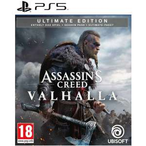 Assassin's Creed - Valhalla Ultimate Edition [PS5] (D/F/I)