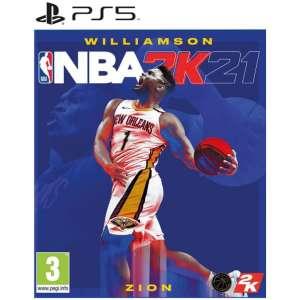 NBA 2K21 [PS5] (F)