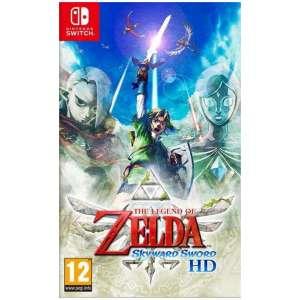 The Legend of Zelda Skyward Sword HD NSW DFI 1