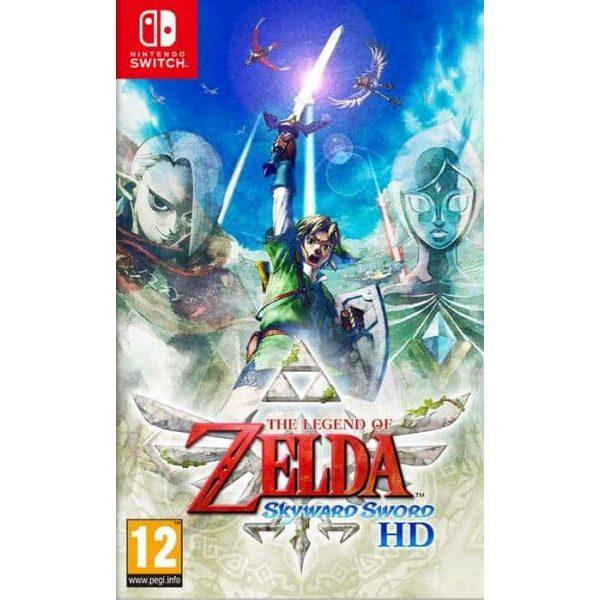 The Legend of Zelda Skyward Sword HD NSW DFI