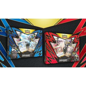 Coffret Pokemon Shifours Mille Poings Poings Final V Box FR