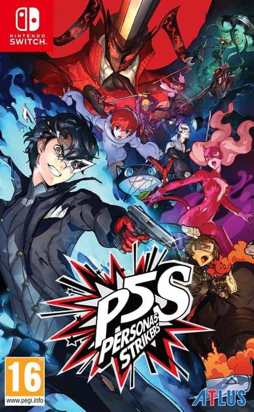 Persona5 striker NSW