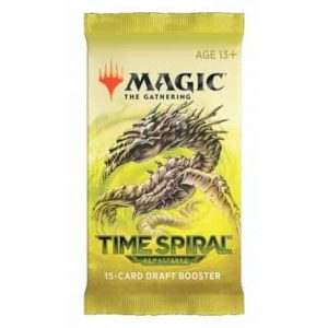 time spiral remastered booster de draft