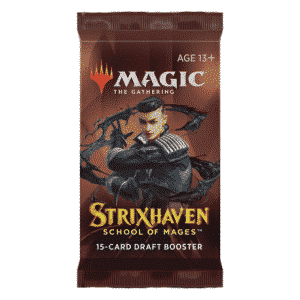 strixhaven l academie des mages booster de draft