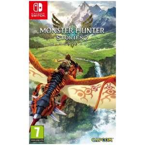 Monster Hunter Stories 2 Wings of Ruin NSW