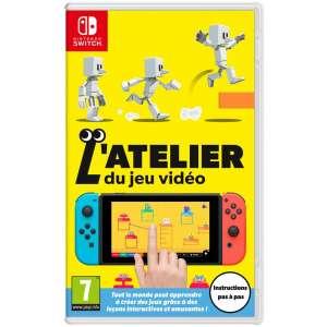 L Atelier du jeu video Nintendo Switch