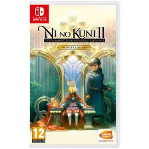 Ni no Kuni II Prince s Edition Nintendo Switch