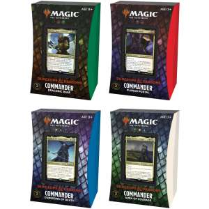 magic the gathering magic the gathering adventures Commander Deck
