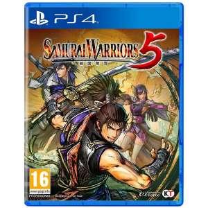 samurai warriors 5 ps4